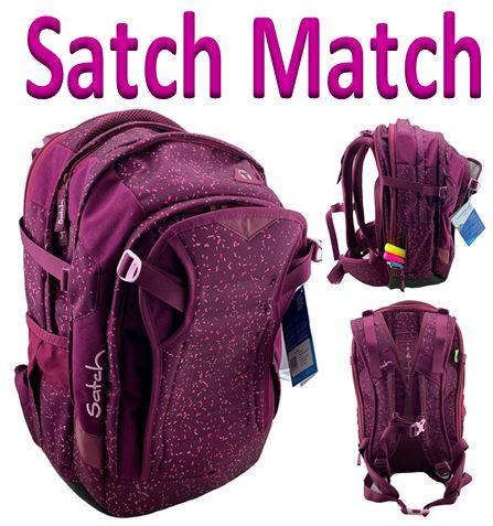 satch match rucksack schulrucksack auswahl beratung angebot edelbauer puchheim muenchen
